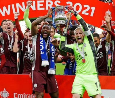 Leicester City Defeats Chelsea To Emerge Winners Of FA Cup