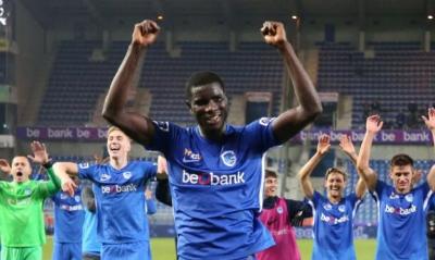 Onuachu Emerges Belgian Professional League Player of The Year Award Winner