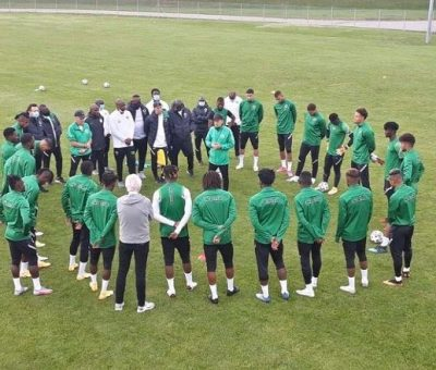 Rohr Enlists Ozornwafor, Moffi, 22 Others For Cameroon Friendly
