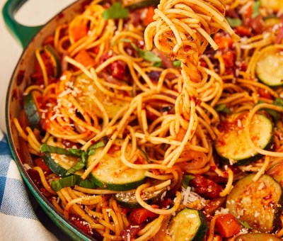 5 Easy, Delicious Types Of Spaghetti To Make This Weekend