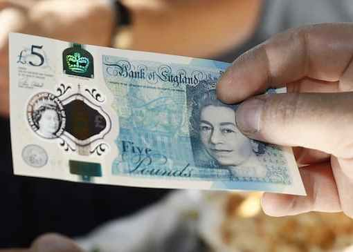 UK Records Highest Inflation Level Since Start Of Pandemic