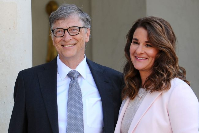 Melinda Not Asking For Spousal Support From Bill Gates