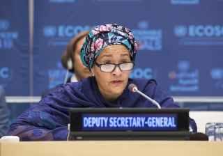 UN Reappoints Amina Mohammed As Deputy Secretary-General