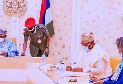 Buhari Issues Warning To Those Threatening Nigeria's Nationhood