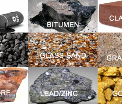 See List Of Natural Resources In Nigeria, Locations