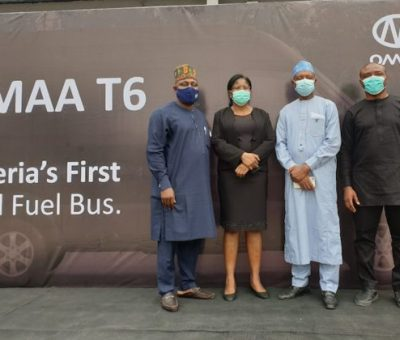 Firm Unveils Locally Assembled Gas-Powered Buses