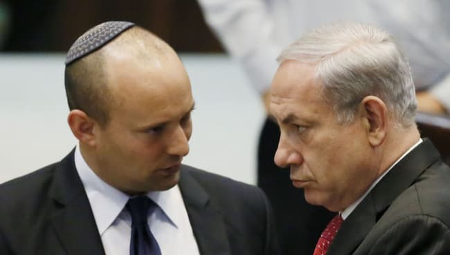 What To Know About Netanyahu's Replacement, Naftali Bennett