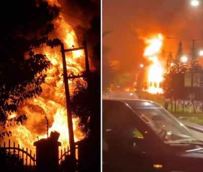 LASEMA Reveals Cause Of Ikeja Explosion