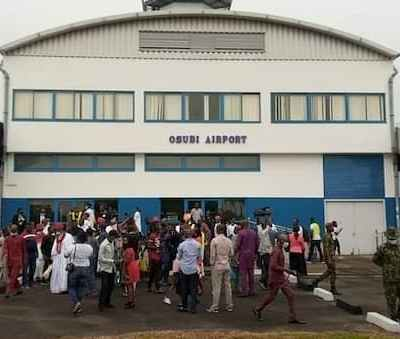 Osubi Airport, Delta State Reopens For Business