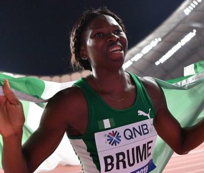 Ese Brume Becomes Winner Of Nigeria's First Medal At Tokyo Olympics