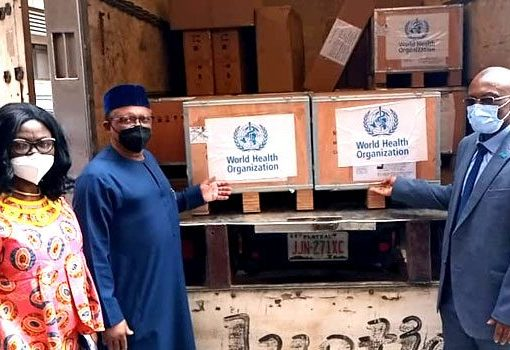 WHO Donates 26 Ventilators, Other Items To Nigeria In Fight Against COVID-19