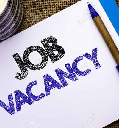 Vacancy: 7 Jobs To Apply For Today