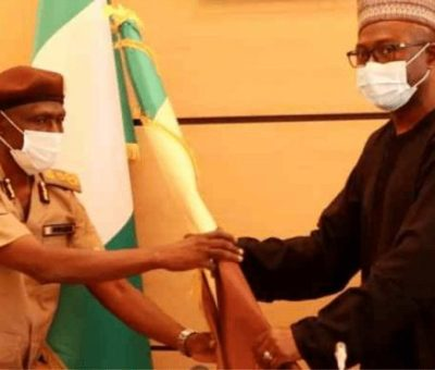 Buhari Appoints New Comptroller-General Of Nigerian Immigration Service
