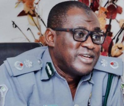 Customs, NDLEA Intercepts Container Loaded With Codeine,