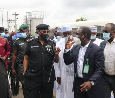FG To Partner EPAIL On Local Manufacturing Of Bullet Proof Vest