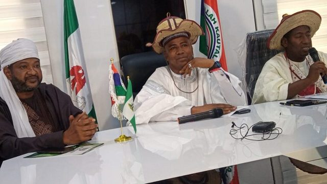Miyetti Allah Urges N'Assembly To Stop Governors From Passing Anti-open Grazing Law