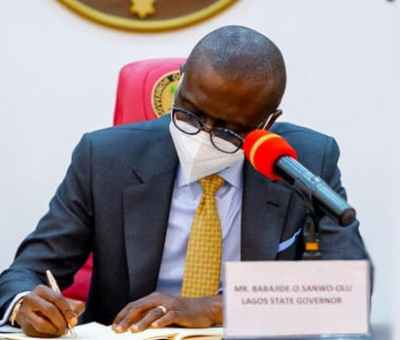 Sanwo-Olu Signs Bill Barring Police From Parading Suspects Before Media