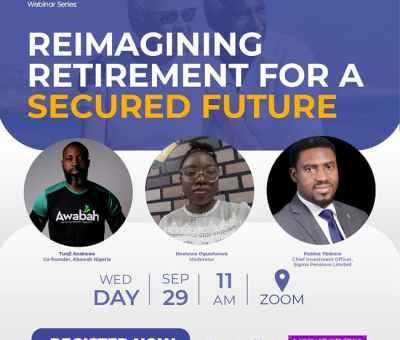 BizWatch Nigeria Set To Host Webinar On Pension