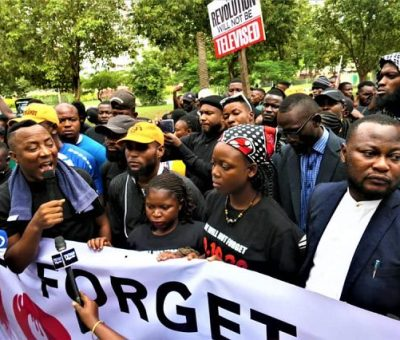 #EndSARSMemorial: The Present Administration Has Failed Nigerians - Sowore