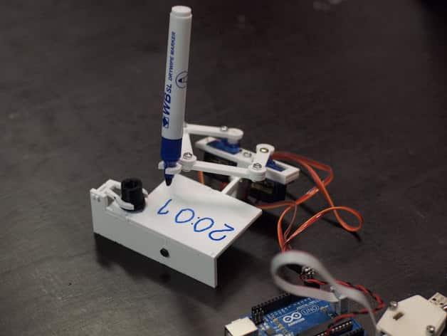 ứng dụng vẽ của arduino