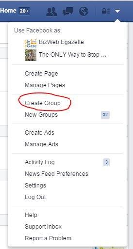 creategroup