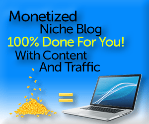 Done For You Affiliate Blog