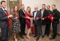 JOB SHOPPE CELEBRATES ANNIVERSARY AT NEW CORPORATE HEADQUARTERS