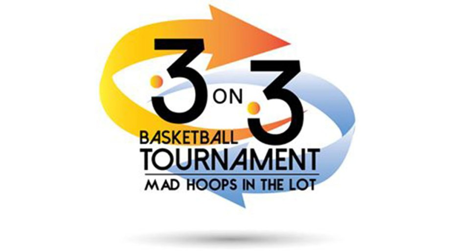 3 On 3 Basketball Tournament: Mad Hoops In The Lot