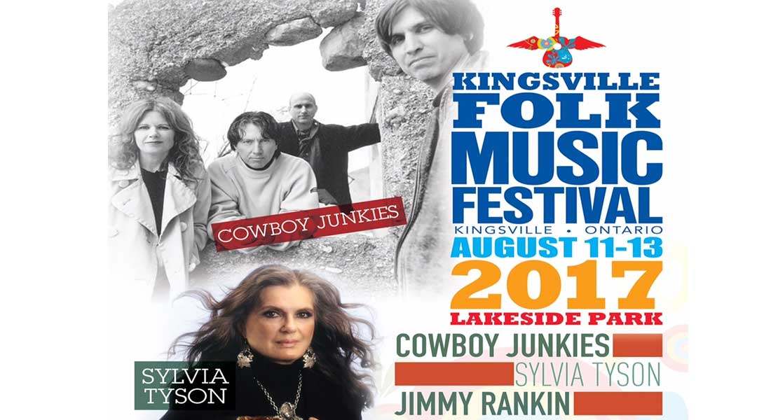2017 Kingsville Folk Music Festival