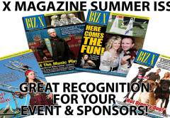 Biz X Magazine 2017 Summer Issue Deadline