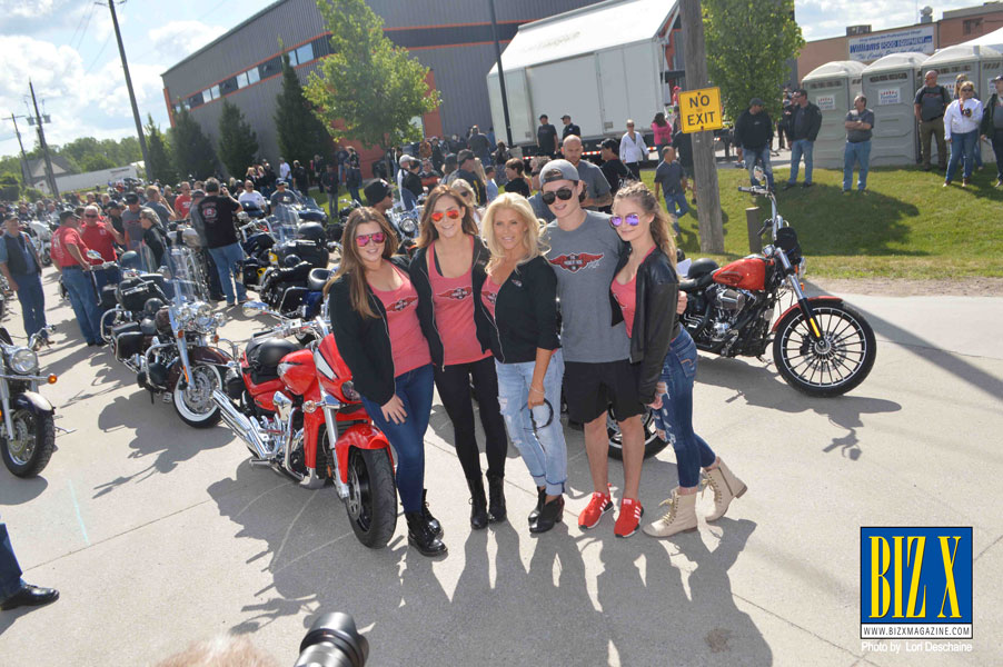 7th Annual Bob Probert Ride Raises $125,000+