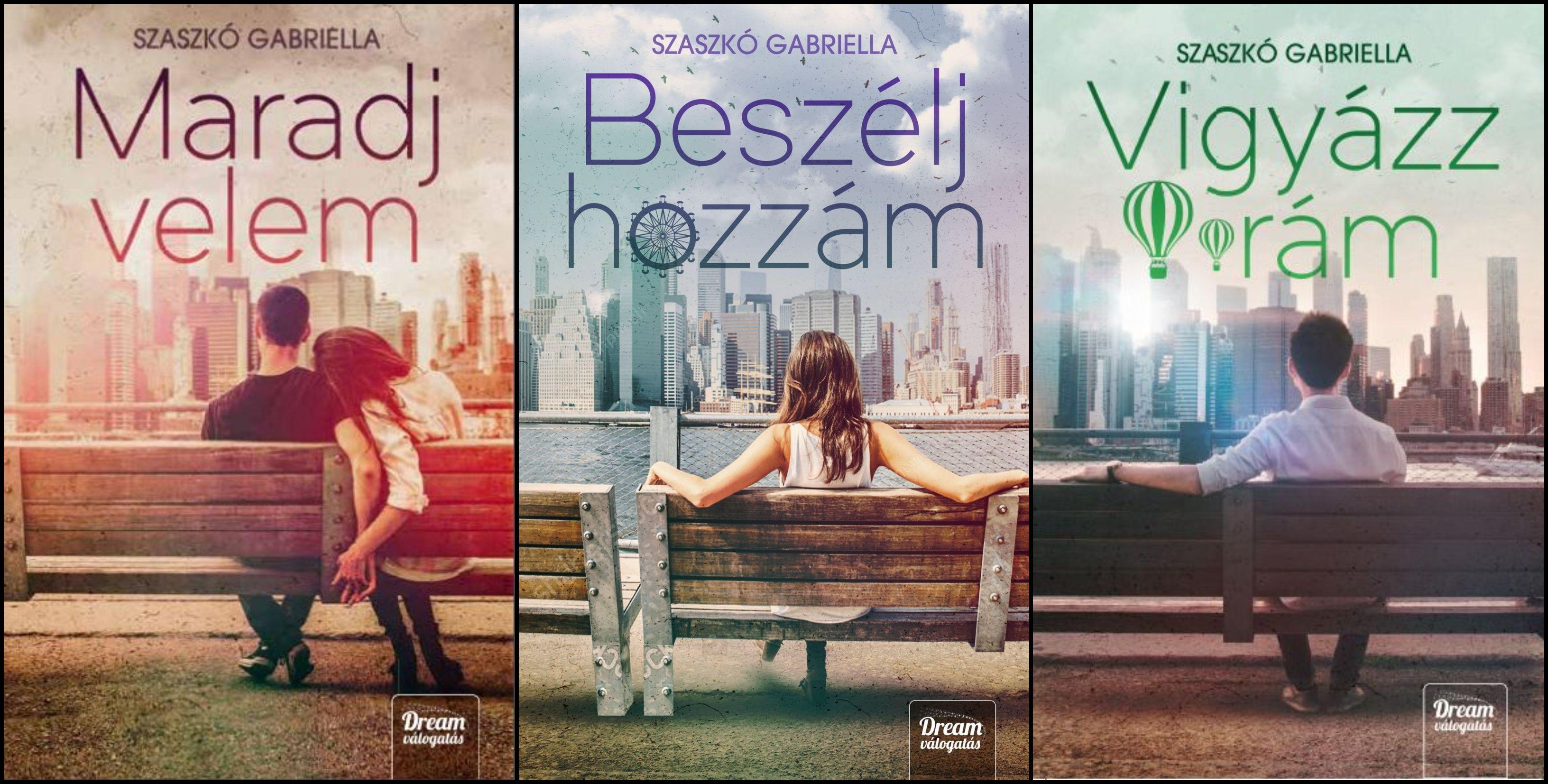 Szerkesztőnk első három könyve a képre kattintva megrendelhető: