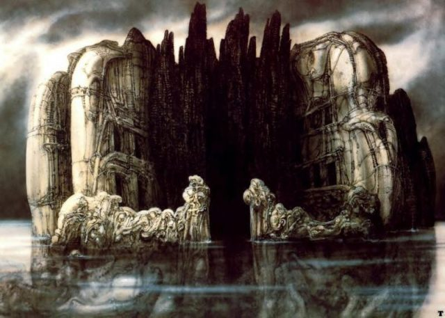 hr-giger-dark-water