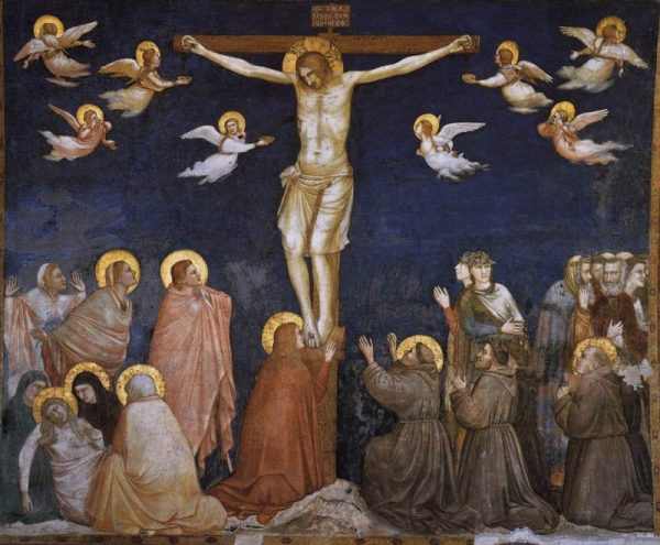 Giotto,_Lower_Church_Assisi,_Crucifixion_01