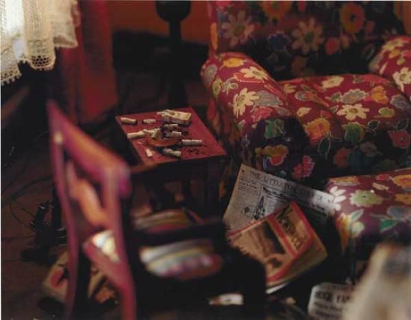 S Idealistic Living Room