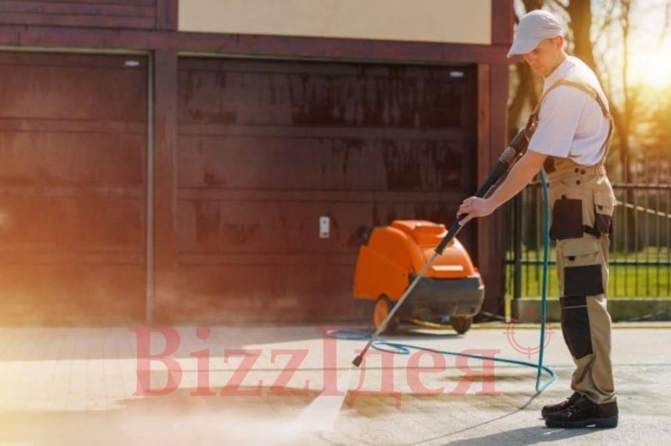 Бізнес на прибиранні