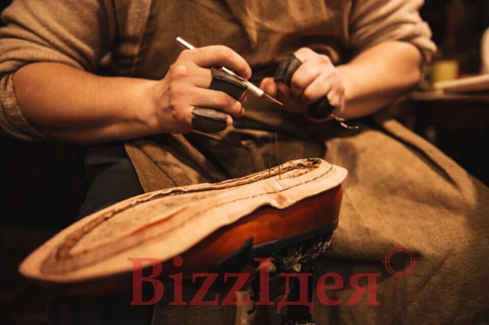 Виробництво взуття