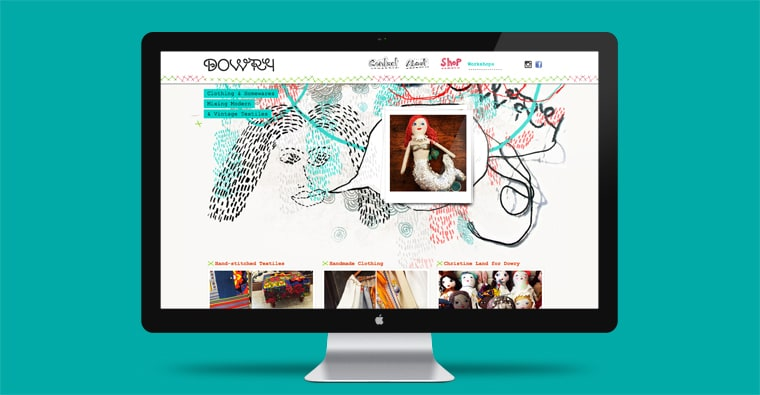 Dowry website design moruya