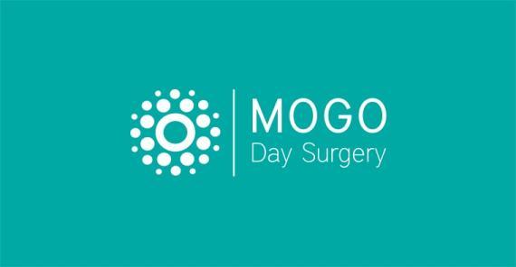 mogo surgery logo design