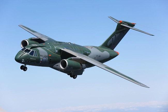 KC-390军用运输机