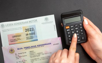The roadtax price rates is not the same for all vehicles and differs according to certain factors.