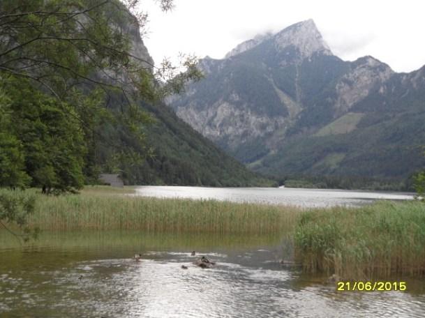 Jazero Leopoldsteiner See.
