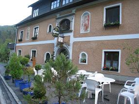 Aj reštaurácia Schnabl bola zatvorená :-( , ale ...