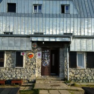 Štefánikova chata.