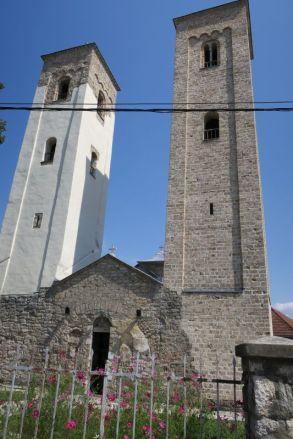... pravoslávny kostol Sv. Petra Apoštola.
