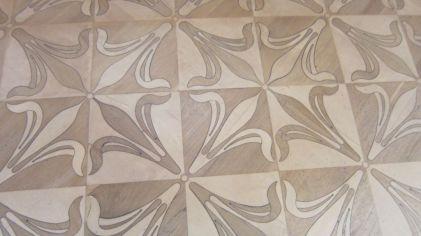 Úžasná podlaha z dreva stará ...