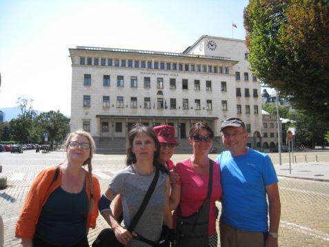 Národná banka Bulharska.