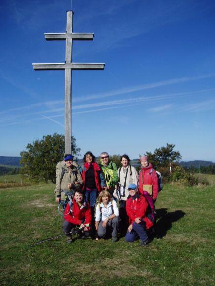 Kríž na Machnáči.