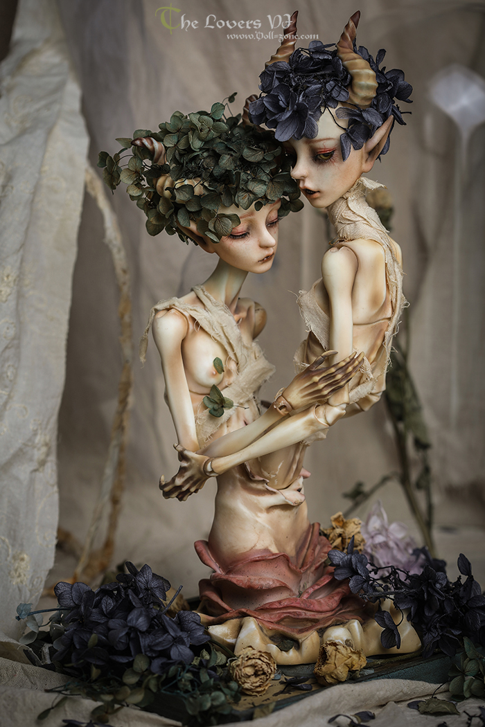 DollZone] Limited Edition Doll: The Lovers VI (Tarot Series
