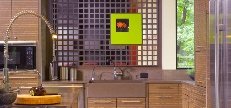 Can You Spot the Focal Point of this Kitchen?